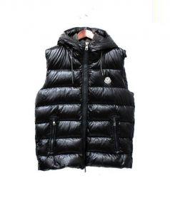 MONCLER(モンクレール)の古着「BARTHOLOME」 ブラック