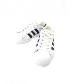 adidas(アディダス)の古着「SUPERSTAR BOOST」 ホワイト×ブラック