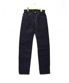 LEVIS VINTAGE CLOTHING(リーバイス ヴィンテージ クロージング)の古着「1954s 501ZXXリジットデニム」|インディゴ