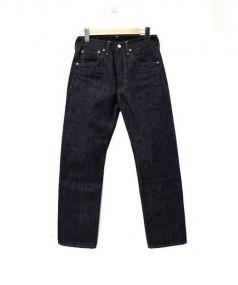 LEVIS VINTAGE CLOTHING(リーバイス ヴィンテージ クロージング)の古着「1947s 501XXリジットCONE DENIM」|インディゴ