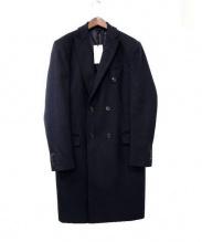 8(OTTO)(オット)の古着「チェスターコート」|ネイビー