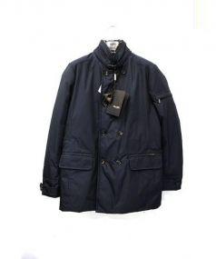 MOORER(ムーレー)の古着「Giulio KL DOWN COAT」|ネイビー