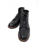 CHIPPEWA(チペワ)の古着「SERVICE BOOT」 ブラック