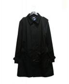JUNKO SHIMADA HOMME(ジュンコシマダ オム)の古着「ライナー付コート」|ブラック