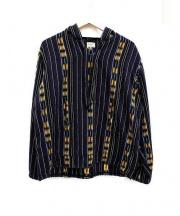 TENDERLOIN(テンダーロイン)の古着「メキシカンパーカー」|ネイビー