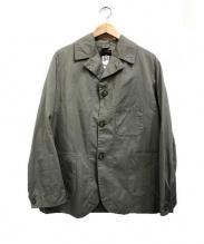 CORONA(コロナ)の古着「タイプライターワークジャケット」|ベージュ