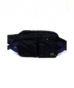 UNDERCOVER × PORTER(アンダーカバー×ポーター)の古着「ボディーバッグ」|ネイビー