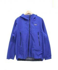 Patagonia(パタゴニア)の古着「クラウドリッジジャケット」|ブルー