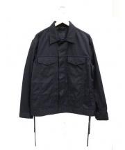 Craig Green(クレイグ・グリーン)の古着「ユニフォームジャケット」|ブラック