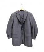 TOMORROW LAND PILGRIM(トゥモローランド ピルグリム)の古着「3Bセットアップスーツ」|グレー