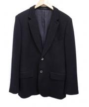 Paul Smith(ポールスミス)の古着「ウールテーラードジャケット」|ブラック