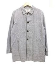 BURGUS PLUS(バーガスプラス)の古着「カバーオール」 グレー