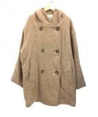 45rpm(45アールピーエム)の古着「フーデッドコート」|ベージュ
