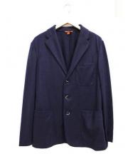 BARENA(バレナ)の古着「ウール3Bテーラードジャケット」 ネイビー