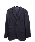 HACKETT(ハケット)の古着「セットアップ2Bスーツ」 ネイビー