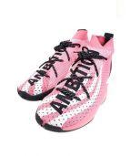 adidas × Pharrell Williams(アディダス × ファレルウィリアムス)の古着「スニーカー」|ピンク