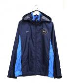 FCRB(エフシーアールビー)の古着「ストームフィットウォームアップジャケット」|ネイビー