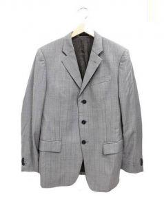 PRADA(プラダ)の古着「3Bセットアップスーツ」|グレー
