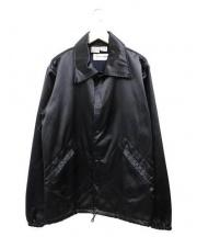 BiancaChandon(ビアンカシャンドン)の古着「コーチジャケット」|ブラック