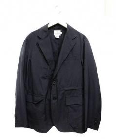 KAPTAIN SUNSHINE × BEAMS PLUS(キャプテンサンシャイン×ビームスプラス)の古着「テーラードジャケット」 ブラック