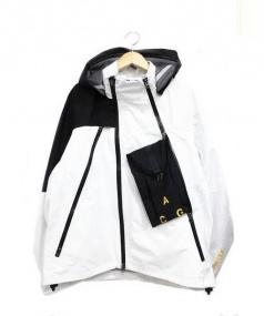 NikeLab ACG(ナイキラボエーシージー)の古着「デプロイゴアッテックスジャケット」|ホワイト