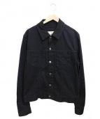 Maison Margiela 10(メゾン マルジェラ 10)の古着「クラシックデニムジャケット」|ブラック