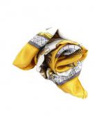 HERMES(エルメス)の古着「カレ90」|イエロー
