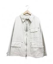 45R(フォーティファイブアール)の古着「おこめダックの908オーバージャケット」 ベージュ