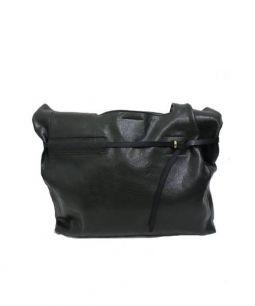 genten(ゲンテン)の古着「レザートートバッグ」|グリーン