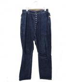 KAPITAL(キャピタル)の古着「12ozピエロパンツ」|インディゴ