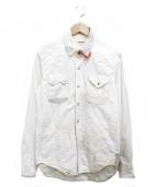 KAPITAL(キャピタル)の古着「カントリーボロリワークシャツ」|ホワイト
