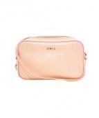 FURLA(フルラ)の古着「ロイヤルミニショルダーポシェット」|ピンク