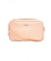 FURLA(フルラ)の古着「ロイヤルミニショルダーポシェット」 ピンク