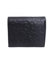 marimekko(マリメッコ)の古着「2つ折り財布」 ブラック