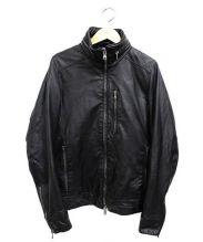 junhashimoto(ジュンハシモト)の古着「インナーライダース」|ブラック