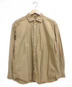 AURALEE(オーラリー)の古着「ウォッシュドフィンクスツイルシャツ」