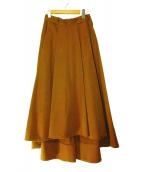 k3&co.×Dickies(ケイスリーアンドコー×ディッキーズ)の古着「フレアスカート」