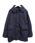 45R(フォーティファイブ・アール)の古着「ダウンジャケット」 ネイビー