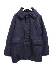 45R(フォーティファイブ・アール)の古着「ダウンジャケット」|ネイビー
