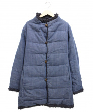 45R(フォーティファイブアール)の古着「中綿ジャケット」|インディゴ