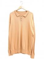 crepuscule(クレプスキュール)の古着「ニットポロシャツ」
