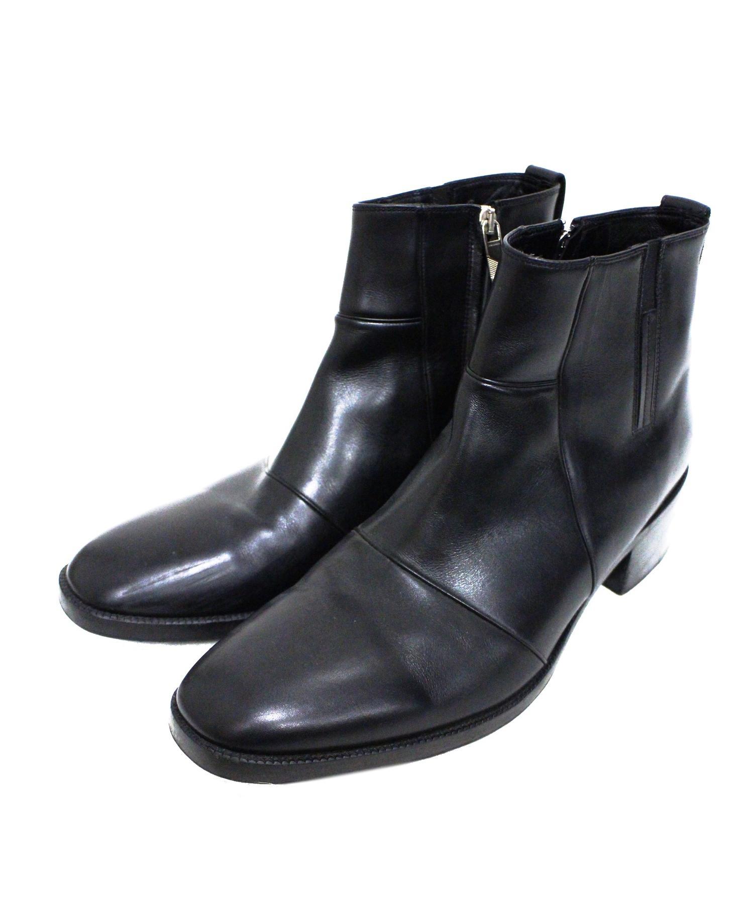 new product 449dc adf98 [中古]Dior HOMME(ディオールオム)のメンズ シューズ サイドジップブーツ