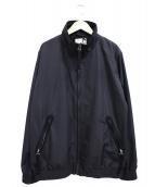 NEXUSVII(ネクサスセブン)の古着「ミルトレーニングジャケット」 ブラック