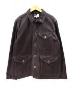 Engineered Garments(エンジニアドガーメンツ)の古着「ハンティングジャケット」|ブラウン