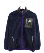CAPE HEIGHTS(ケープハイツ)の古着「フリースジャケット」|ネイビー