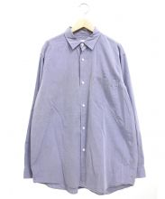 COMOLI(コモリ)の古着「コモリシャツ」|ネイビー