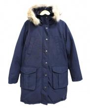 miusa(ミューザ)の古着「コヨーテファー付コットンナイロンクロスダウンコート」