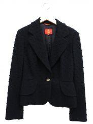 V.W. RED LABEL(ヴィヴィアン ウエストウッド レッドレーベル)の古着「デザインウール1Bジャケット」