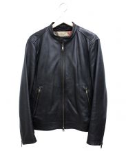 BLACK LABEL CRESTBRIDGE(ブラックレーベルクレストブリッジ)の古着「ライダースジャケット」