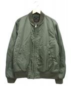 Engineered Garments×BEAMS(エンジニアードガーメンツ×ビームス)の古着「MA-1ジャケット」